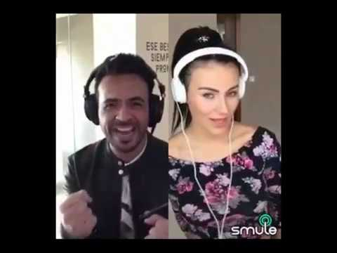 Luis Fonsi ft. Demi Lovato - Echame la culpa Cover Duet Esra