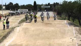 preview picture of video '2012-05-27 Bmx Coupe de Provence Vitrolles Elite Régional Finale.mp4'
