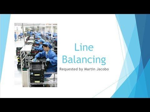 mp4 Industrial Engineering Line Balancing, download Industrial Engineering Line Balancing video klip Industrial Engineering Line Balancing