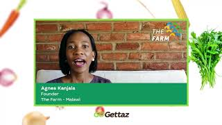 The Farm – Agnes Kanjala – Semi-Finalists 2020 GoGettaz Agripreneur Prize