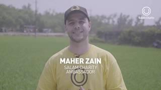 Maher Zain's Ramadan message.
