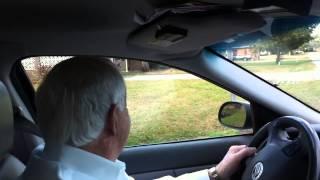 Shirley Bryan gives a tour of Vanceboro, North Carolina
