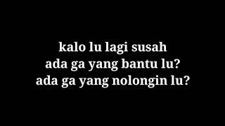 Story Wa Buat Anak Tongkrongan..