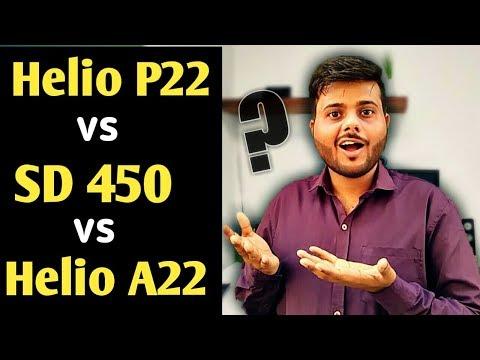 Xiaomi Redmi 6 vs Redmi 5 | Mediatek P22 vs Snapdragon 450