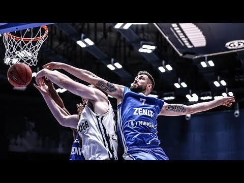 Zenit vs Avtodor, Quarterfinals Game 1, May 24, 2018