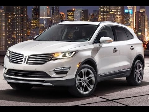 2015 Lincoln MKC Start up and Review 2.3 L Turbo 4-Cylinder