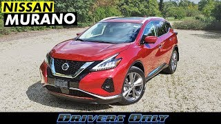 2020 Nissan Murano - Is This Funky SUV Still Competitive?