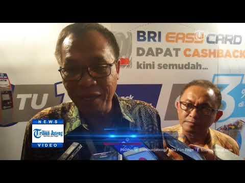Launching BRI Easy Card Menyasar Generasi Milenial Untungkan Nasabah