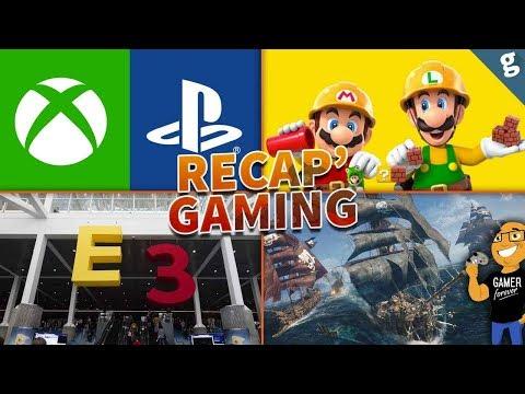 Microsoft collabore avec Sony / Google et Netflix à l'E3 ? / Super Mario Maker 2 / etc ...