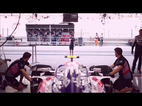 Image: Watch: Racing Point's behind the scenes of the Abu Dhabi Grand Prix