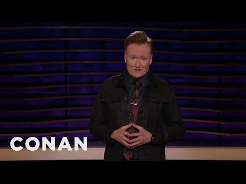 Conan On Mike Pence's Cure For Coronavirus – CONAN on TBS