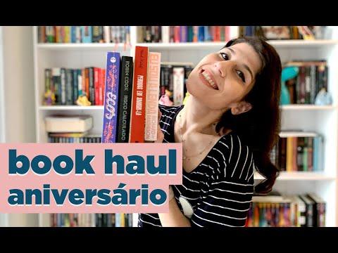 BOOK HAUL DE ANIVERSÁRIO | BOOK GALAXY