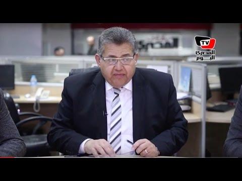 أشرف الشيحي: ندير مؤسسات التعليم العالي على أنها «ميّه بتترمي في بحر»