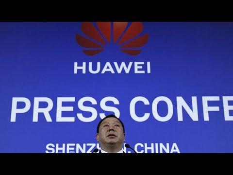 Η Huawei ασκεί αγωγή κατά της κυβέρνησης των ΗΠΑ