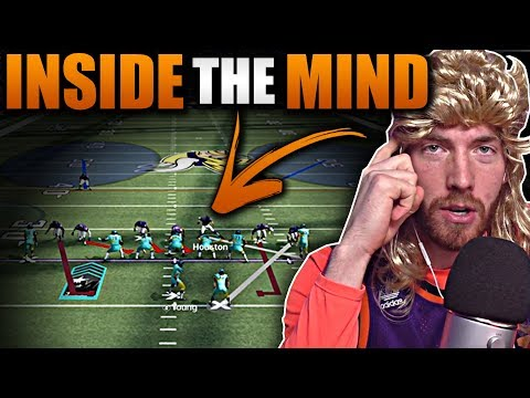 Using The Top 5 BEST Defense Tips (GLITCHY MADDEN 20 GAMEPLAY) - Inside The Mind Ep 3