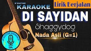 Lirik shaggy dog di sayidan recently azani mp3.
