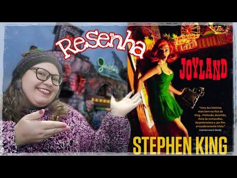 Resenha Joyland | Stephen King | Sonhos e Livros