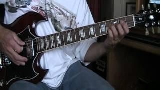 Rock & Roll Singer - AC/DC (Guitar Cover)