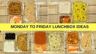 Healthy Lunch Box Recipes For Husband & Kids | Indian Lunch, Dinner & Lunch Box Ideas | Urban Rasoi