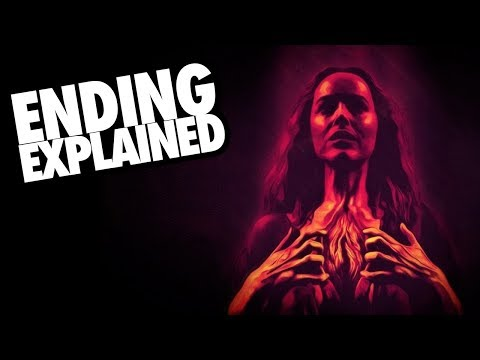 SUSPIRIA (2018) Ending + Three Mothers Explained