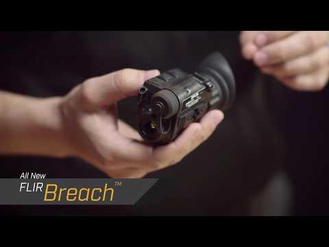 Termovízia FLIR BREACH PTQ 136 - 60Hz
