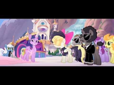 My Little Pony Η ΤΑΙΝΙΑ (μεταγλωττισμένη στα Ελληνικά) hd Trailer