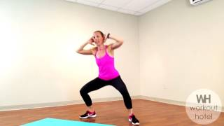 TMP Cardio Barre Workout - Karen Vizueta by Lyn-Genet The Plan