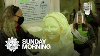 Minnesota State Fair butter sculptor ends her half-century run