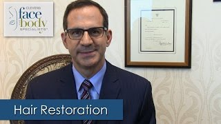 Neograft Long-lasting Hair Restoration at Clevens Face and Body Specialists