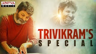 Trivikram's special Songs Compilation    #Trivikram