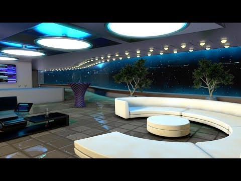 Download Starship Sleeping Quarters Sleep Sounds White Noise With