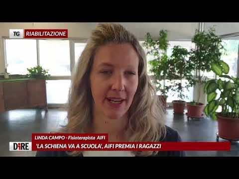 TG RIABILITAZIONE AGENZIA DIRE LA SALUTE DEL TENNISTA