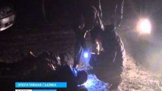 В Переволоцком районе задержана преступная группировка