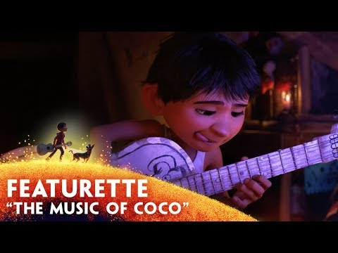 Coco Featurette 'Music of Coco'