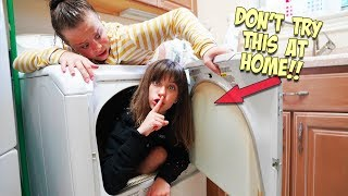EXTREME HIDE AND SEEK IN OUR HOUSE!!