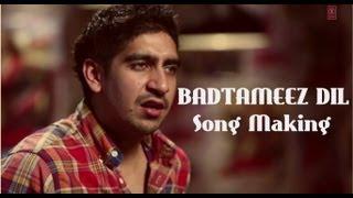 Badtameez Dil - Making Of - Yeh Jawaani Hai Deewani