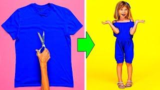 31 DIY CLOTHES HACKS FOR SMART PARENTS