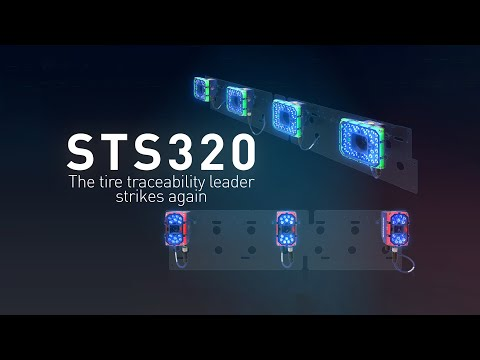 Datalogic STS320 - The tire traceability leader strikes again