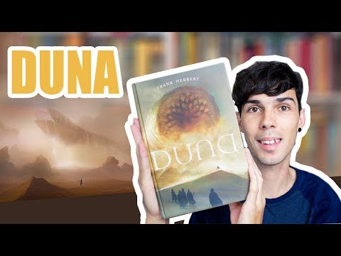 Livro Duna - Frank Herbert