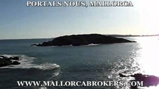 preview picture of video 'Winter in Portals Nous Mallorca (Majorca) by Mallorca Brokers'