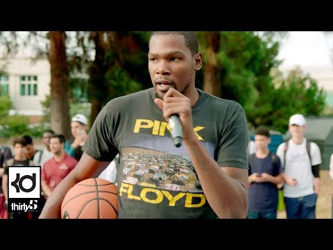 Kevin Durant Charity Foundation: Redwood City Court