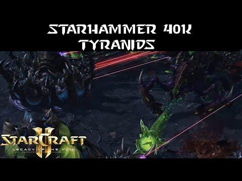 Starhammer 40k Eldar Gameplay - Warhammer 40K MOD