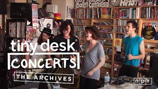 Grouplove: NPR Music Tiny Desk Concert From The Archives