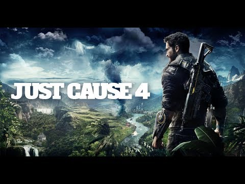 JUST CAUSE 4 All Cutscenes (Xbox One X) Game Movie 1080p