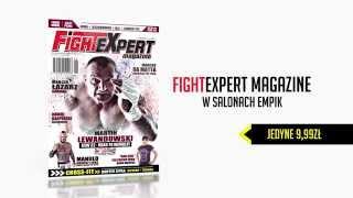 FightExpert Magazine - reklama w FightKlub Channel