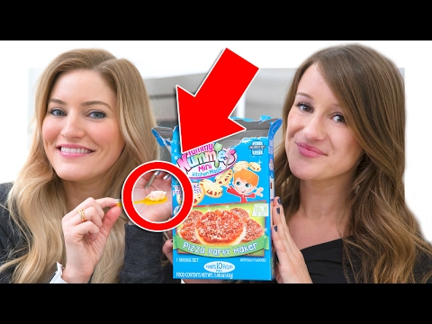 Tiny Pizza Challenge!
