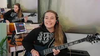 Doing Time - Avenged Sevenfold guitar cover | Adunbee