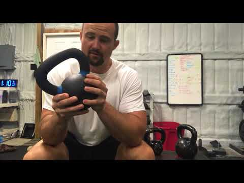 CAP Kettlebells Review