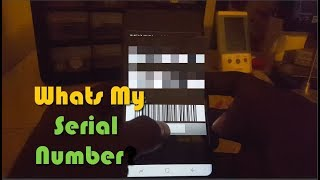4 ways to find your Serial number Galaxy s8
