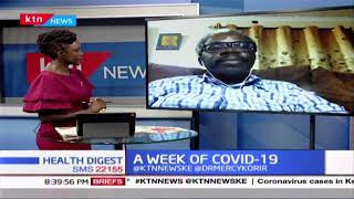 Health Digest: A week of COVID-19 - part two